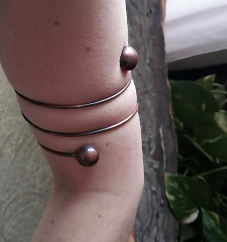 am.spiral arm/copper