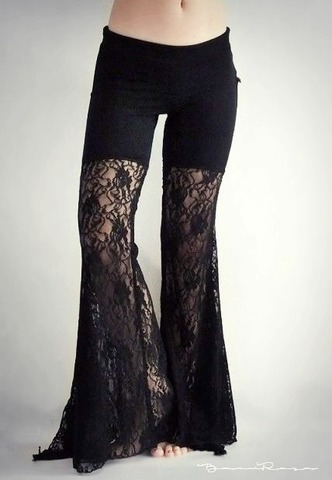 AnR Lace Pant [Black]