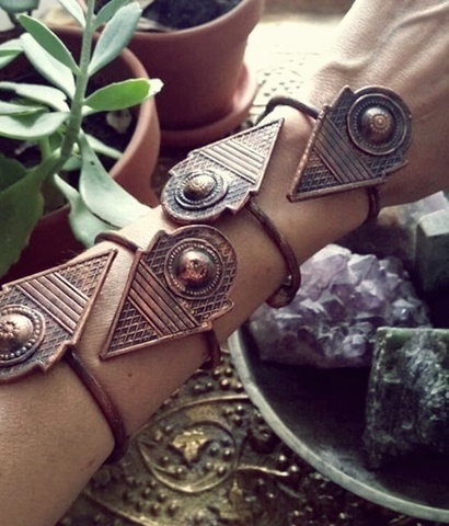 talhakimt bangle/copper