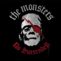 THE MONSTERS / NO SURRENDER ※デモ音源CD-R+ピンバッジ+ステッカー付