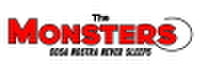 THE MONSTERS / THE DICTATORS LOGO Tシャツ 白