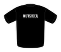 OUTSIDER / LOGO Tシャツ