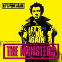 THE MONSTERS / LET'S PUNK AGAIN! ※DVD-R+ステッカー付