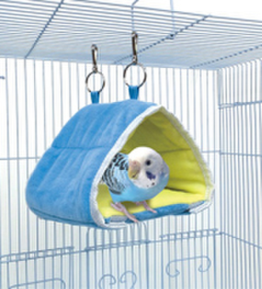 鳥たちの寝床 三角ハウス