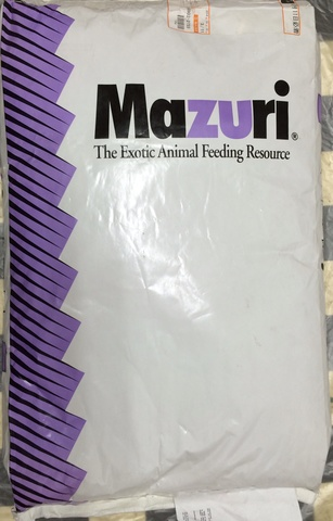 Mazuri スモールバードブリーダー 11.3kg