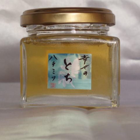 オーガニック トチ蜂蜜