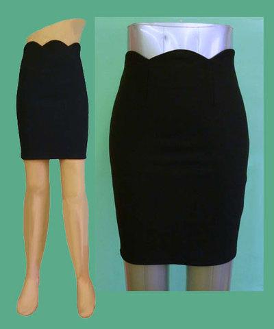 トリコット ハイウエス トタイトスカート w242411【SS】3号~5号 小さいサイズ・レディース
