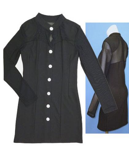 BLKチュニックワンピースw272179【Sサイズ】5号 小さいサイズ 服