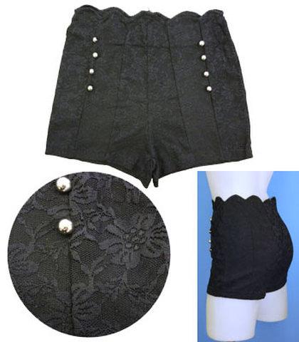 BLKストレッチショートパンツw262219【S】5号 小さい 服