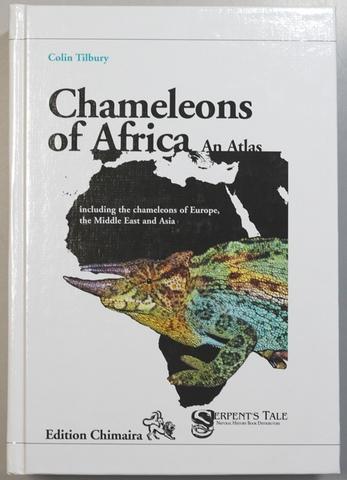 アフリカのカメレオン大図鑑
