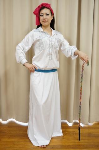 バラディドレス(FiFi Abdoスタイル)・ベリーダンス衣装