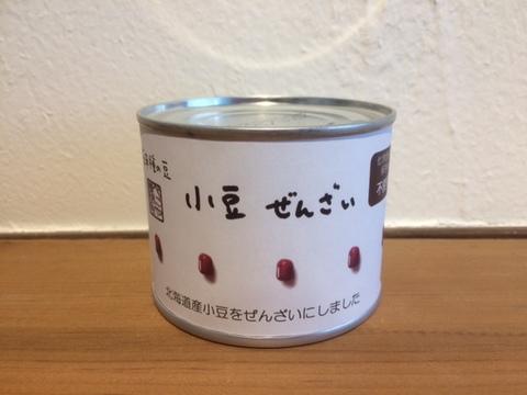 小豆ぜんざい(1缶)
