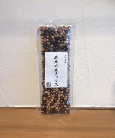 在来小豆ミックス(150g)