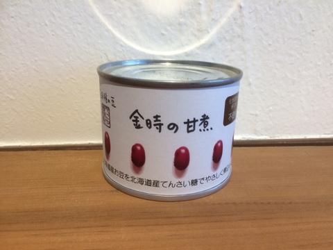 金時の甘煮(1缶)