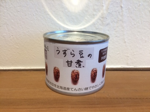うずら豆の甘煮