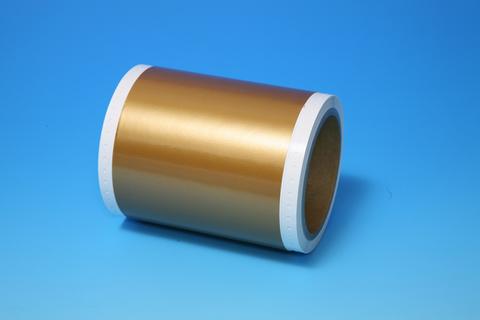 ラベル用ゴールド 130mm×10m