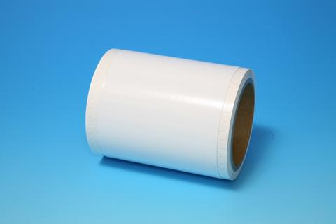 ラベル用ホワイト 130mm×10m