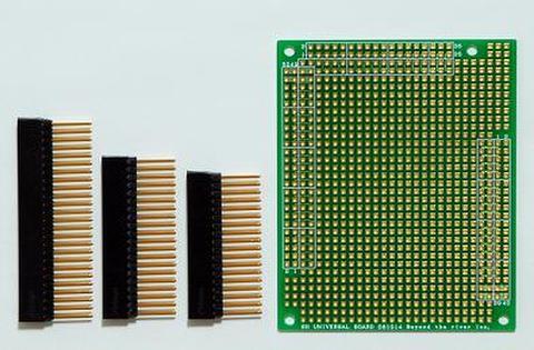 BCSH7206用 ユニバーサルボード