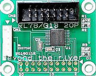 RL78_1006 CPUボード