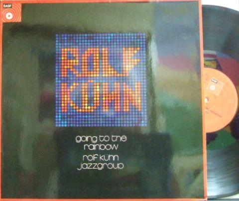 【独Basf】Rolf Kuhn/Going To The Rainbow (John Surman, Alan Skidmore, Joachim Kuhn, Chick Corea, etc)