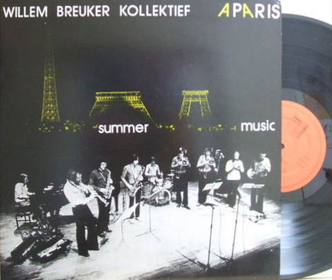 【仏Marge】Willem Breuker Kollektief/Aparis Summer Music