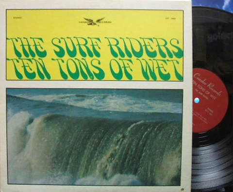 【加Condor】The Surf Riders/Ten Tons of Wet