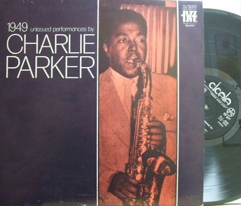 【伊Cicala/Durium】Charlie Parker/1949 Unissued performances (Kenny Dorham, Al Haig, etc)