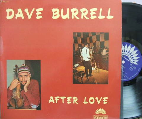 【仏America30】Dave Burrell/After Love (Roscoe Mitchell, Don Moye)