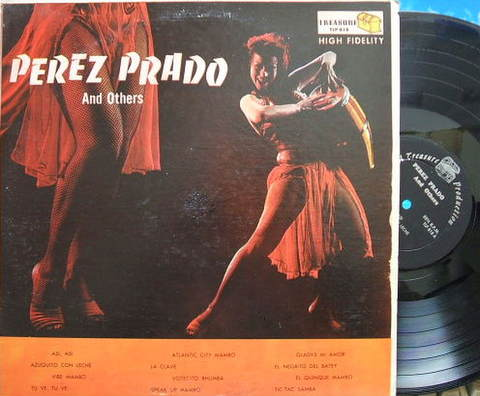 【米Treasure mono】Perez Prado/And Others