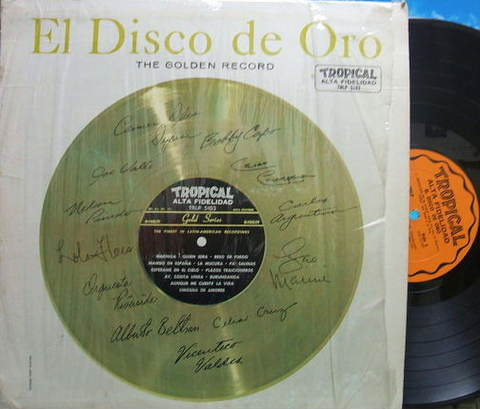 【米Tropical】El Disco De Oro/Various Artists