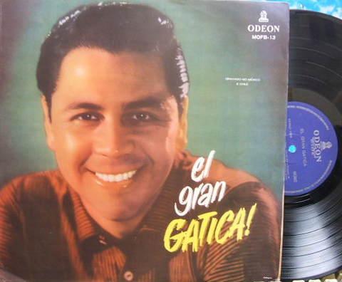 【伯Odeon】Lucho Gatica/El Gran