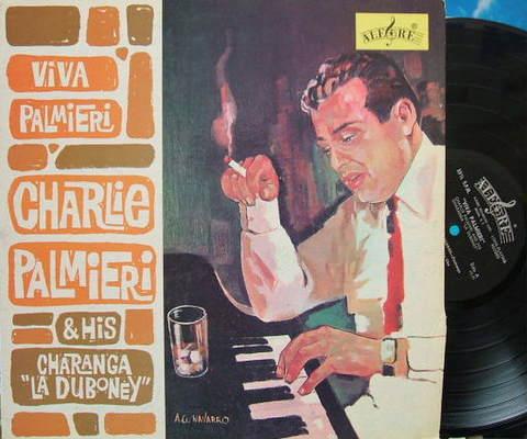 【米Alegre】Charlie Palmieri Charanga La Duboney/Viva Palmieri