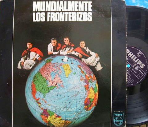 【Philips mono】Los Fronterizos/Mundialmente