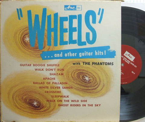 "【加Arc mono】The Phantoms/""Wheels"" and other Guitar Hits"
