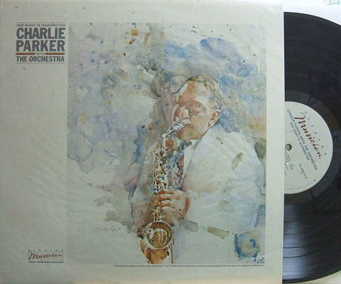 【米Elektra/Musician】Charlie Parker/One Night In Washington