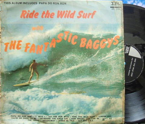 【南アImperial】The Fantastic Baggys/Ride The Wild Surf