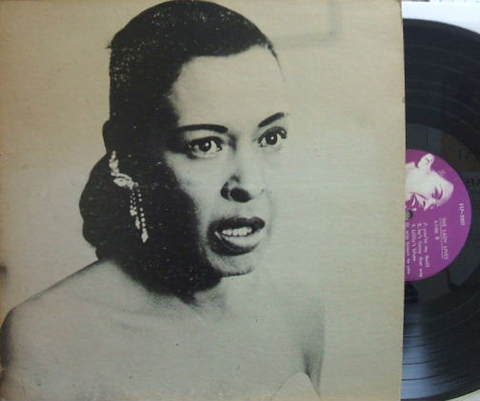 【米ESP mono】Billie Holiday/The Lady Lives