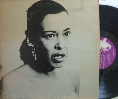 【米ESP mono】Billie Holiday/The Lady Lives