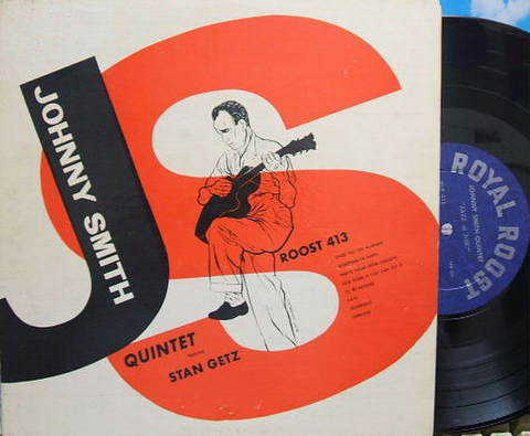 【米Roost mono】Johnny Smith Quintet/Jazz at NBC