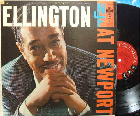 【米Columbia mono】Duke Ellington/At Newport (名盤)