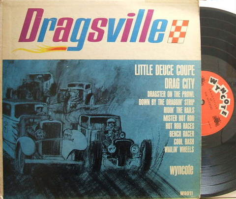 【米Wyncote mono】The Woofers/Dragsville
