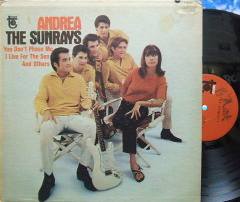 【米Tower mono】The Sunrays/Andrea