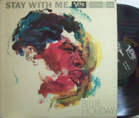 【米Verve mono】Billie Holiday/Stay With Me