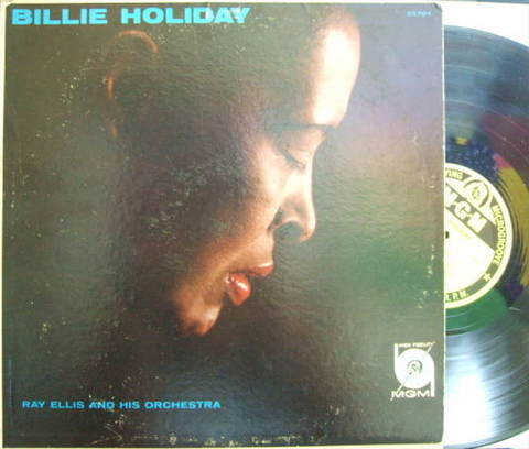 【米MGM mono】Billie Holiday/Same