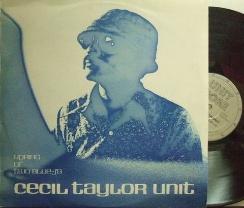 【米Unit Core】Cecil Taylor/Spring of Two Blue-J's (Jimmy Lyons, Andrew Cyrille, etc)