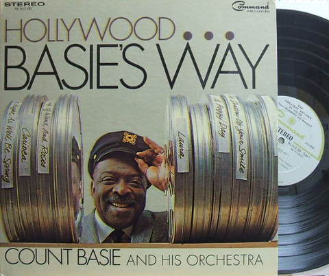 【米Command】Count Basie/Hollywood...Basie's Way