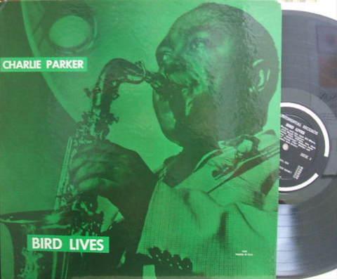 【米Continental mono】Charlie Parker/Bird Lives (Sarah Vaughan, etc)