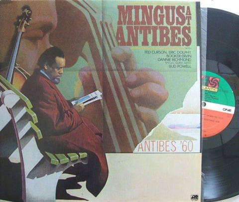 【米Atlantic】Charles Mingus/Mingus At Antibes (Eric Dolphy, Ted Curson, etc)