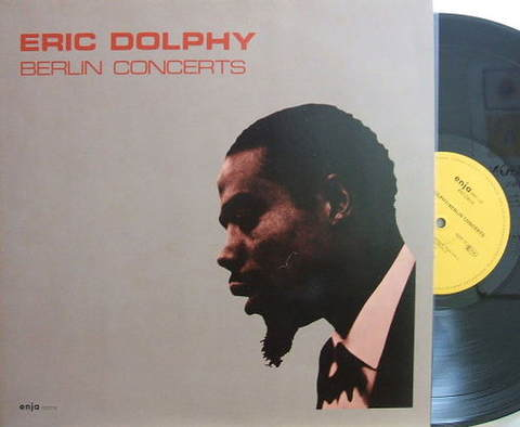 【独Enja】Eric Dolphy/The Berlin Concert (2LP)