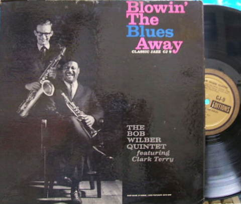 【米Classic Jazz】Bob Wilber/Blowin the Blues Away